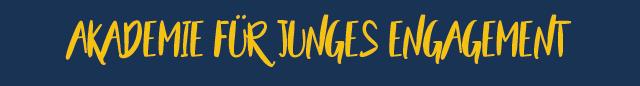 Akademie für junges Engagement Logo